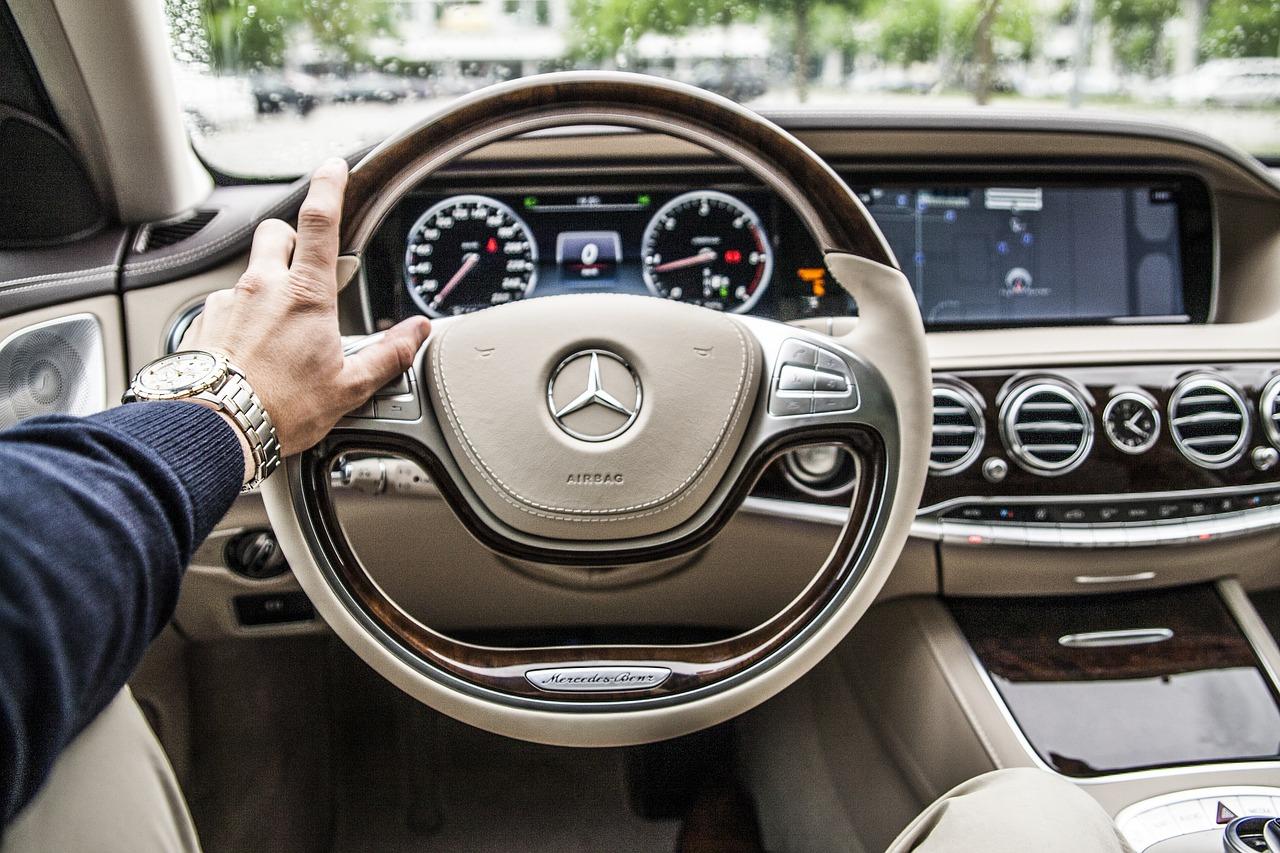 Steering Wheel Odometer