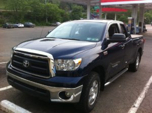Toyota Tundra Used Truck